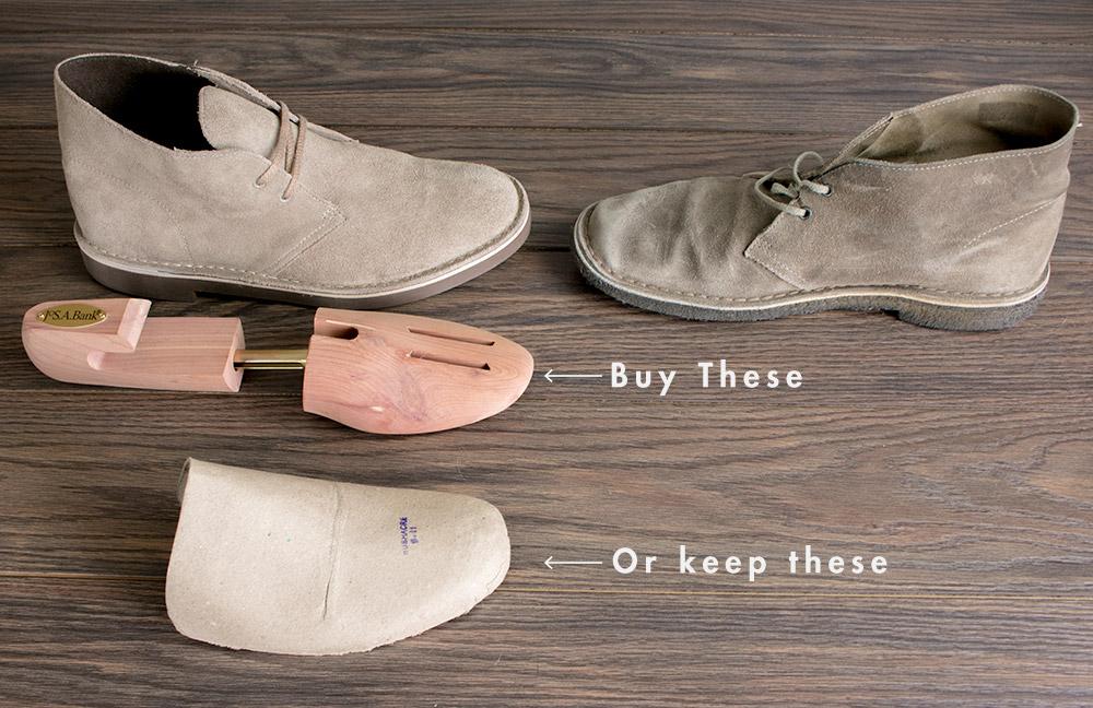 Zo gaan je schoenen langer mee! To Be Dressed