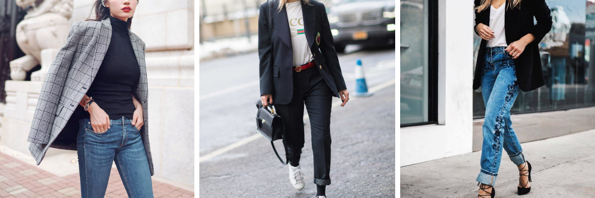 5 manieren om je blazer te dragen To Be Dressed